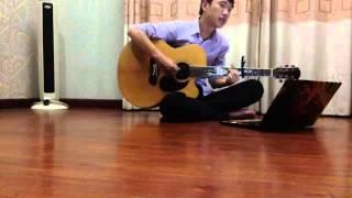 Sơn Tùng MTP - Âm Thầm Bên Em Guitar Cover