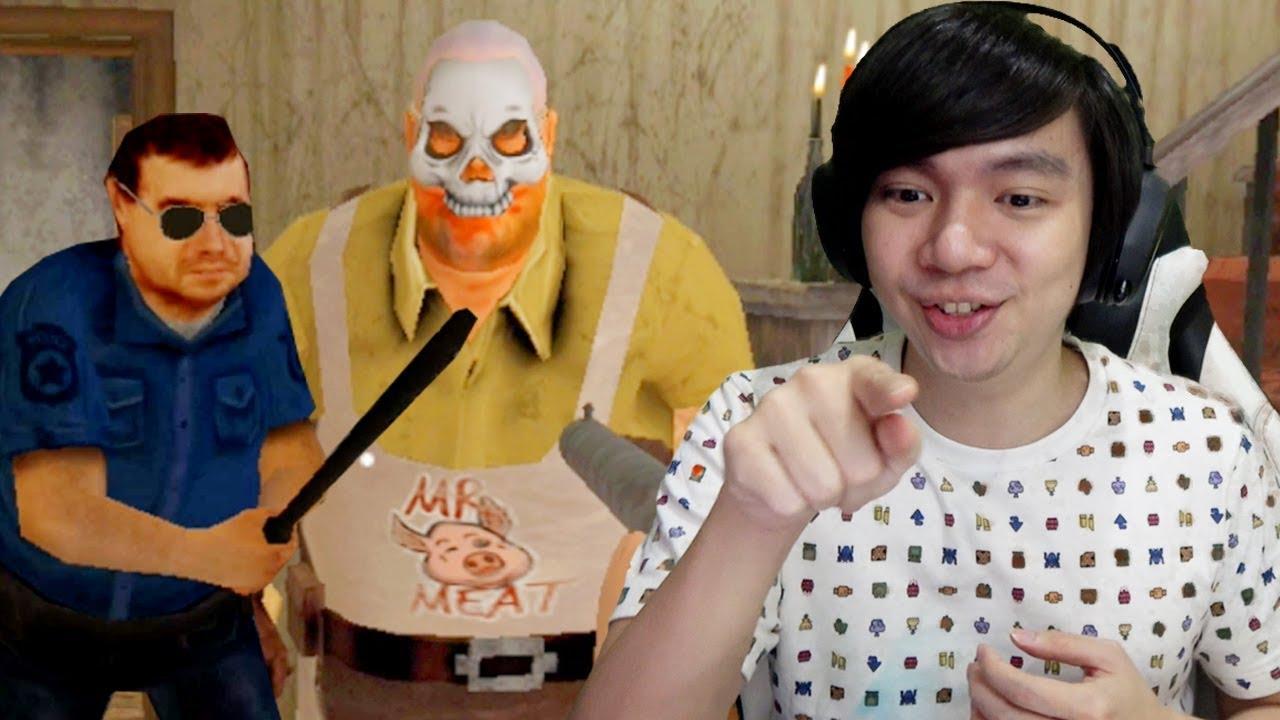 Download Tangkap Dia Pak Polisi - Mr Meat Horror Escape Room Indonesia