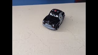 Disney Cars Mini Racers Sheriff Review