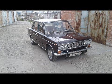 Мой автомобиль. ВАЗ 2103 1980 года. Обзор