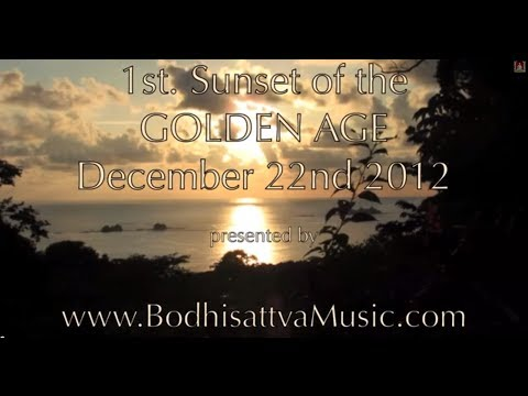 Rainforest - Singing Birds at Sunset Dec. 22nd 2012 - 1st Aquarian Eve - 1 HOUR Nature Sounds #2