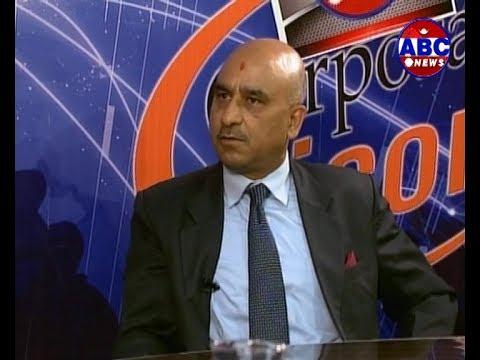 Corporate Icon with :- Manoj Kumar Bhattarai , Chief Executive Officer