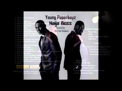 Young Paperboyz feat Hardx, Qslimz and Sutflute - shining