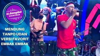 Sertu Drajat - Mendung Tanpo Udan - Band Brawijaya HUT TNI (Stasiun Dangdut Rek)