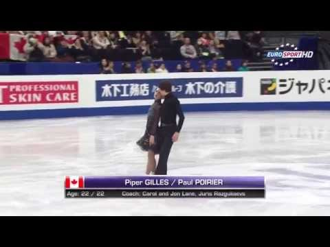 Torvill & Dean and Gilles & Poirier - Ice Dance (Flamenco) from YouTube · Duration:  3 minutes 23 seconds
