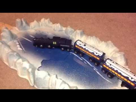polar express lego train set # 31