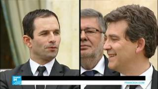سباق الانتخابات التمهيدية الفرنسية ينطلق لاختيار مرشح اليسار للسباق الرئاسي