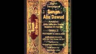 Sunan Abu Dawud  Sheikh Hassen Abdallah Part 1