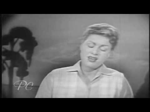 "Patsy Cline ""How Can I Face Tomorrow"" ( Live)"