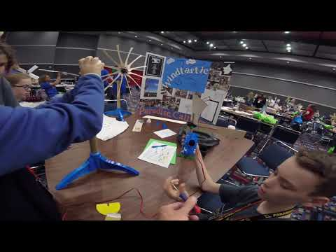 2019 National Kidwind Challenge, Houston Texas Paradise Intermediate, California 6th Grade