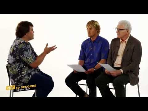 "Cinemax 60 Seconds: Jack Black - ""The Big Year"" (Cinemax)"