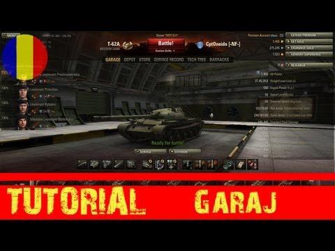 Tutorial World of Tanks | Trucuri si Sfaturi - tips&triks-