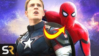 MCU Theory: Did Captain America Know About Spider-Man Before Everyone Else?