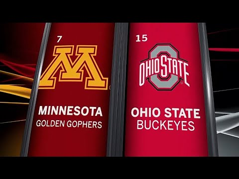 Minnesota at Ohio State - Men