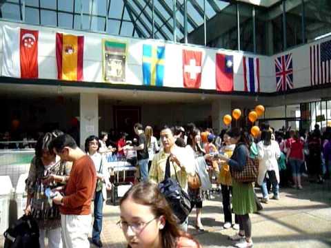 Canadian Academy - Food Fair 2009