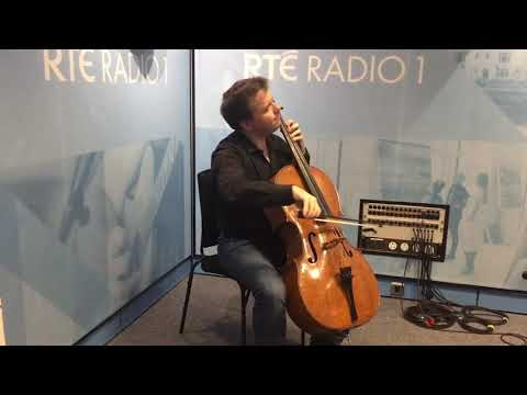 Solo Bach on RTÉ Radio 1