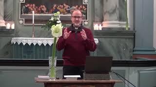Själavårdshelg i Larsmo kyrka 20.11.2020 / Larsmo  När-TV