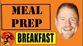 Healthy Meal Prep for Weight Loss Breakfast
