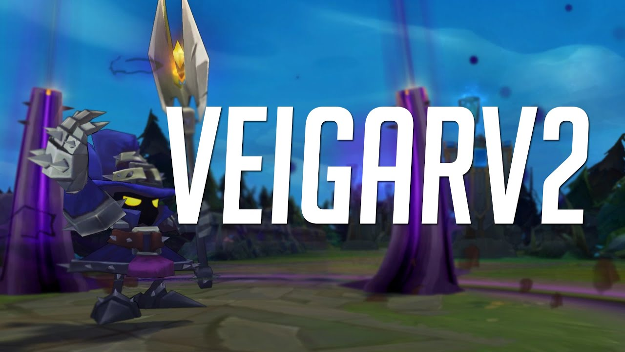VeigarV2 - The Best Veigar in EUW