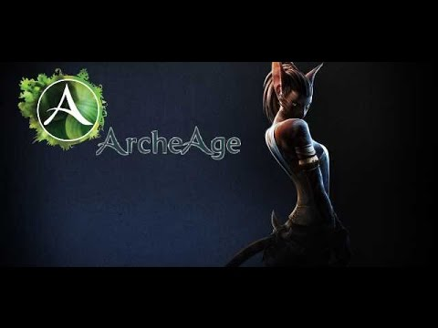 ArcheAge -Building the SS Piggy Bank (Merchant/Trade Ship) -Live!!!