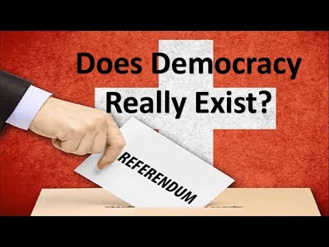 Democracy and Economics - Does Democracy Really Exist?
