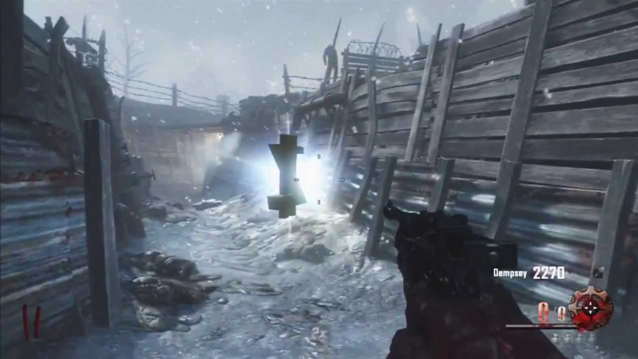 'ORIGINS' Free Guns, Staff Parts & Power Drops! (Black Ops 2 Zombies)