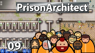 Kein Plan vom Plan ► Prison Architect S2 #9