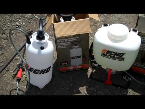 Echo Ms 300 Pump Sprayer Doovi