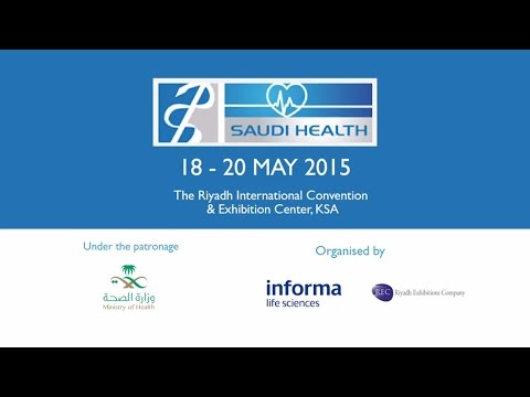 Largest healthcare exhibition in Saudi Arabia