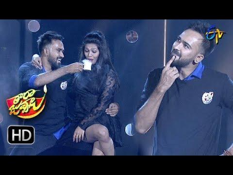 Yashvanth Dance Performence | Tarajuvvalu | ETV Diwali Special Event | 7th Nov 2018 | ETV Telugu