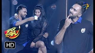 Yashvanth Dance Performence | Tarajuvvalu | ETV Diwali Special Event | 7th Nov 2018 | ETV Telugu