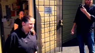 pecker cake prank official video