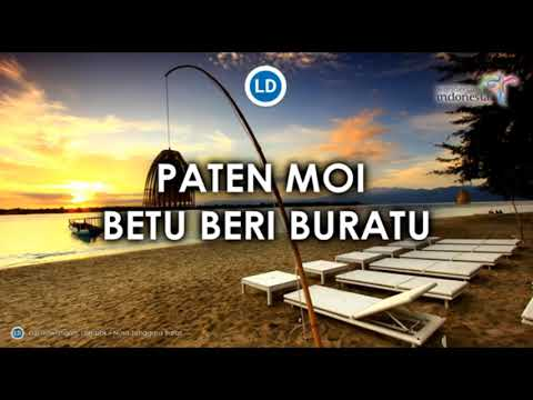 Tugas Presentase Lagu Daerah Prov. NTB || TUTU KODA