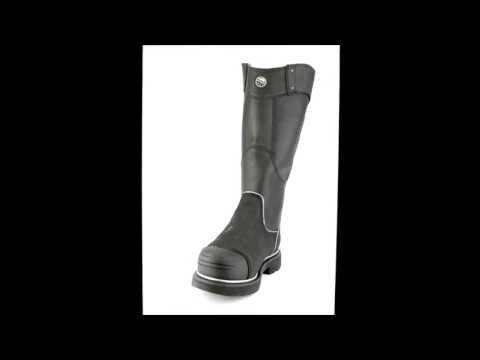 Mens Timberland 87561 Steel Toe Mining Boot @ Steel-Toe-Shoes.com