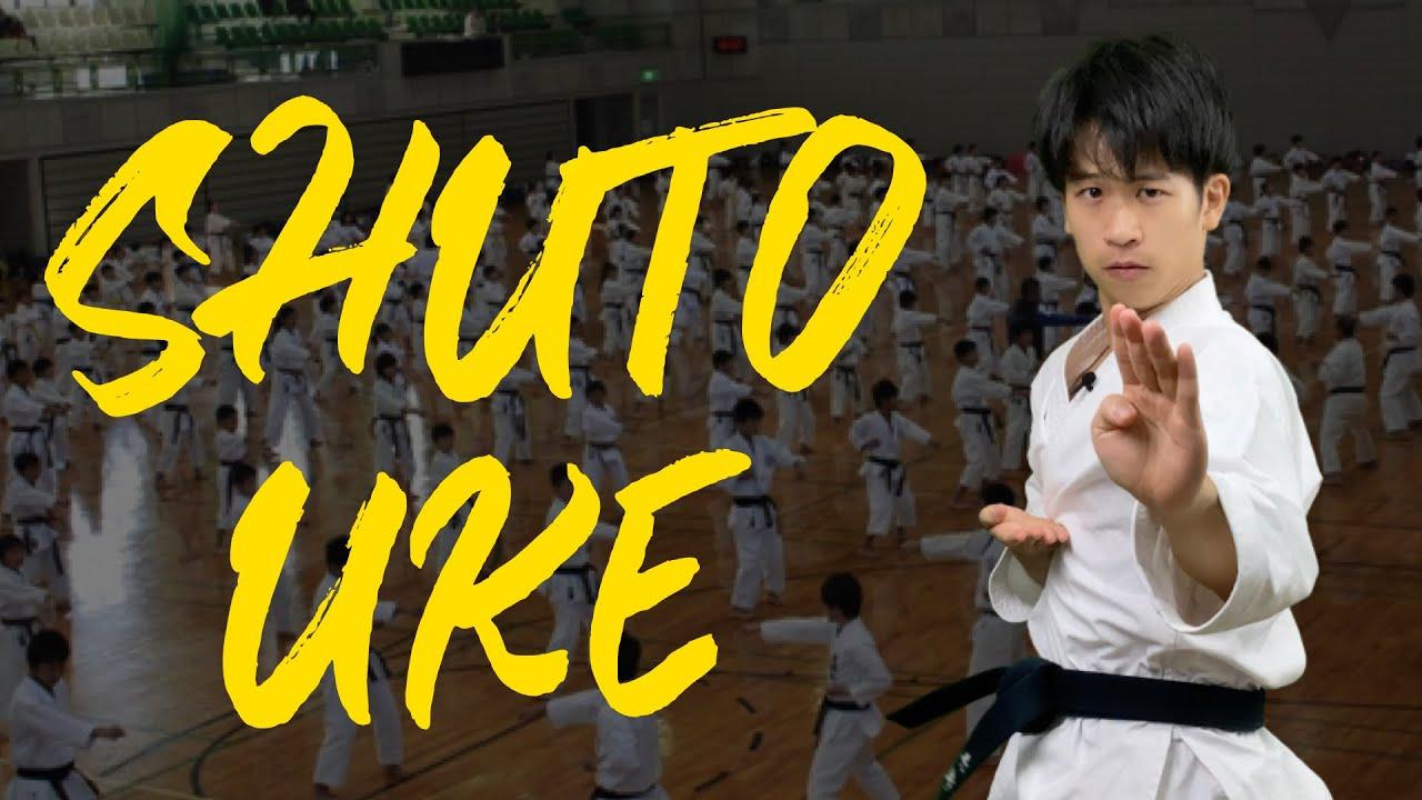 Karate Block Tutorial! Shuto Uke/Knife Hand Block
