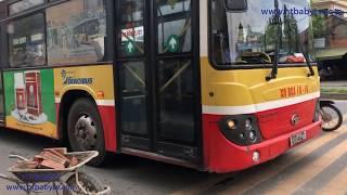 Wheels On The Bus Ha Noi 2 🚌 Nursery Rhymes 4 Kids    HT BabyTV ✔︎