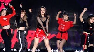 180512 드림콘서트 레드벨벳 Red Velvet 조이 Joy - Bad Boy 배드보이