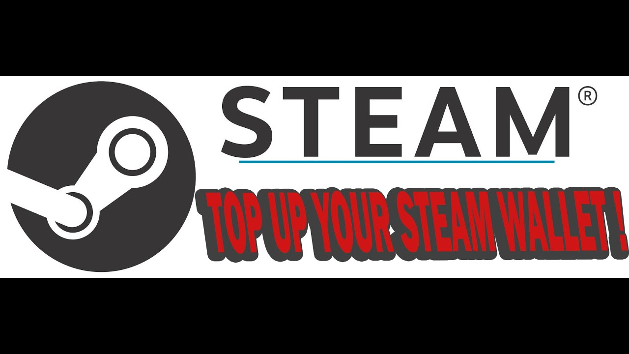 How to add funds to steam wallet | Redeem a steam gift card