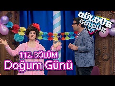 Güldür Güldür Show 112. Bölüm, Doğum Günü Skeci