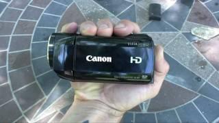 Canon Vixia HF M32 Review