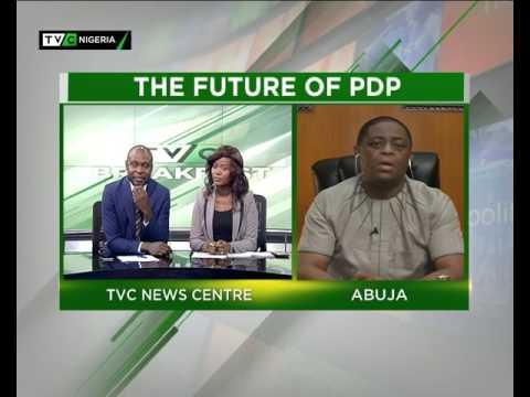 TVC Breakfast 18th July 2017   Femi Fani-Kayode speaks on the Future of PDP