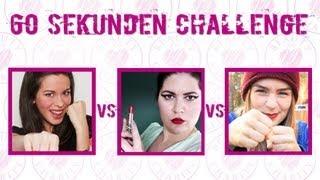 60 Sekunden Challenge für BeautyforCharity Thumbnail