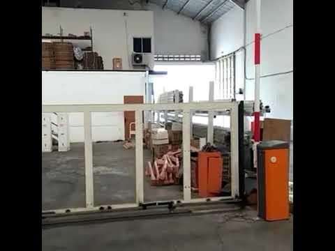 Supplier Pengadaan Barrier Gate High Speed 0.9Sec SERVO