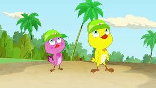 Eena Meena Deeka | A Day At The Beach | Funny Cartoon Compilation | Cartoons for Children