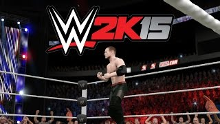 WWE 2K15 MyCareer - WWE 2K16 talk and curb stomps
