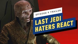 Star Wars: Did The Last Jedi Haters Like The Rise of Skywalker Trailer?
