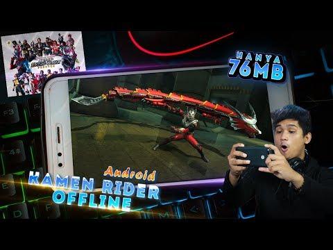 Cuman ( 76MB ) Game Kamen Rider Di Android - Final Form Nya Mantap - Android Indonesia