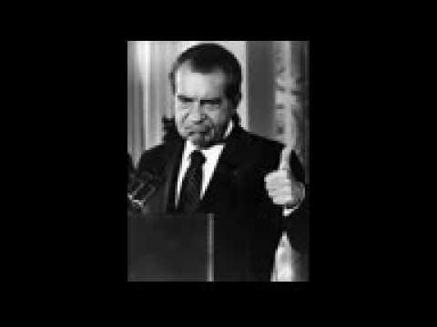 Nixon talking about IQ tests and the eskimos