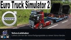 """Euro Truck Simulator 2 -  Steam Errungenschaft """"Volvo Liebhaber"""" freischalten"""