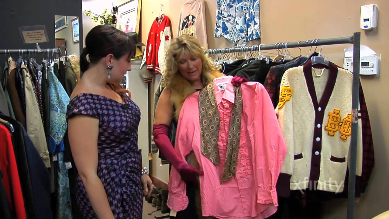 Cheap Chic: How to shop for Vintage Clothing - YouTube